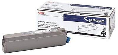 Okidata Toner Cartridge, 52123802, Magenta