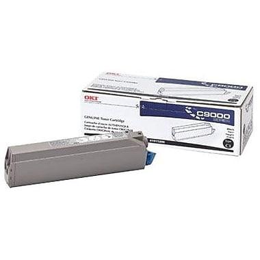 OKI Black Toner Cartridge (52123704)