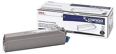Okidata Toner Cartridge, 52123803, Cyan