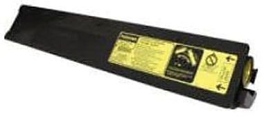 Toshiba Toner Cartridge, TFC55Y, High Yield, Yellow