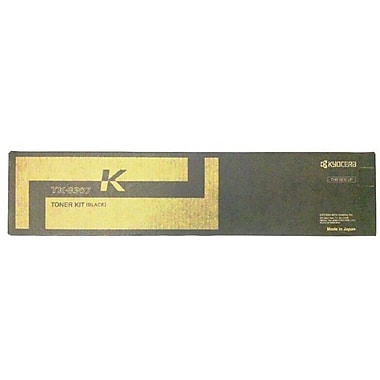 Kyocera Mita Black Toner Cartridge (TK-8307K), High Yield