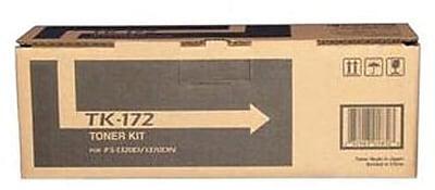Kyocera Mita TK-172 Black Toner Cartridge (1T02LZ0US0), High Yield