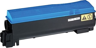 Kyocera Mita TK-572C Cyan Toner Cartridge (1T02HGCUS0), High Yield