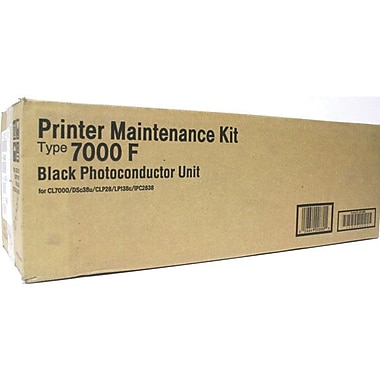 Ricoh Black Photo Conductor Kit (400880)