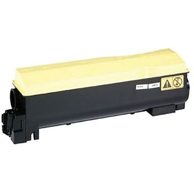 Kyocera Mita TK-572Y Yellow Toner Cartridge (1T02HGAUS0), High Yield