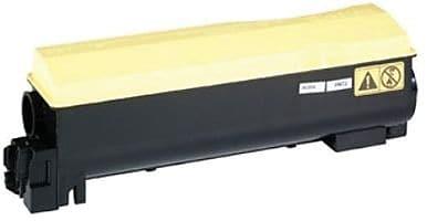 Kyocera Mita TK-572Y Yellow Toner Cartridge (1T02HGAUS0), High Yield