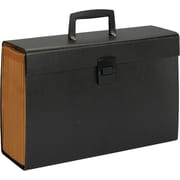 Smead Expanding File Case with Handle (SMD70804)
