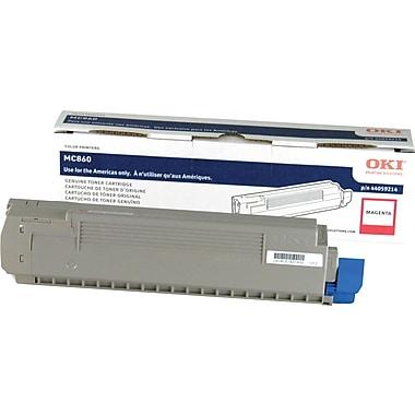 OKI – Cartouche de toner magenta, 44059214