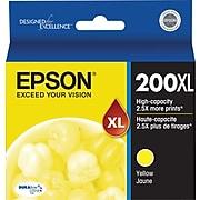 Epson T200XL Yellow High Yield Ink Cartridge