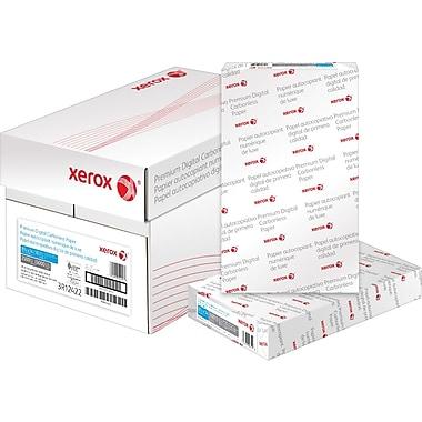 Xerox - Papier autocopiant, 2 parties, recto/verso, 8 1/2 po x 14 po, bte/5000 feuilles