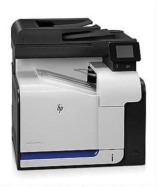 HP® LaserJet Pro M570DN Multifunction Color Laser Printer