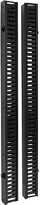 Tripp Lite® SRCABLEDUCT Vertical Cable Manager, 6'