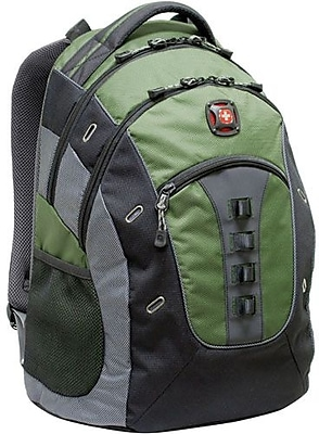 SwissGear® GA-7335-07F00 Granite Computer Backpack For 15.6