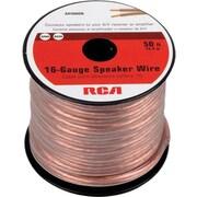 Voxx® RCA AH1650SN Speaker Audio Cable, 50'