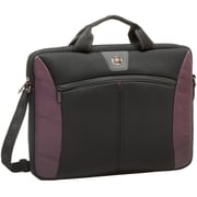 "SwissGear® GA-7500-01F00 Sherpa Carrying Case For 16"" Laptops, Burgundy"