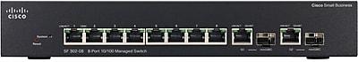 CISCO™ SF200-48P 52-Port 10/100 Gigabit/Fast Ethernet Smart Switch