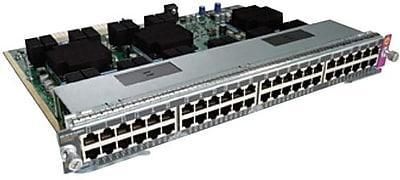 Cisco WS-X4748-RJ45V+E Line Card