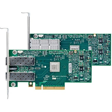 Mellanox® MCX354A-QCBT Gigabit Ethernet Adapter, 2 x SFP