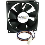 StarTech FAN8025PWM Computer Case Fan With Pulse Width Modulation Connector