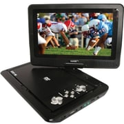 "Azend Group MDP 1008 Portable DVD Player With 10.1"" High Definition LCD Swivel"