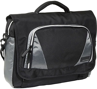 """ECO STYLE Sports Voyage Messenger Case for 16.4"""" Laptop"""