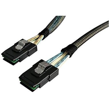 StarTech Serial Attached SCSI SAS Cable, 3.3'(L) (SAS8787100)