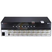 Avocent® SwitchView™ SC780-001 SC 600/700 Secure KVM Desktop Switch, 8 Ports