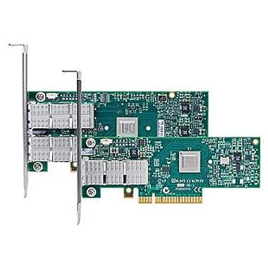 Mellanox® MCX353A-TCBT Fibre Optic Card, 1 x QSFP
