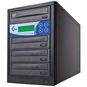 EZDupe EZD3TDVDLGB 3 Target Standalone CD/DVD Duplicator
