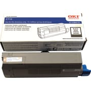 OKI C710 Series Toner Cartridge, Black (43866104)