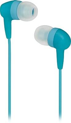 Memorex™ EB60 In-Ear Earbuds, Teal