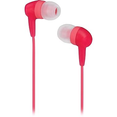 Memorex™ EB60 In-Ear Earbuds, Red
