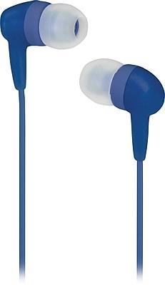Memorex™ EB60 In-Ear Earbuds, Blue