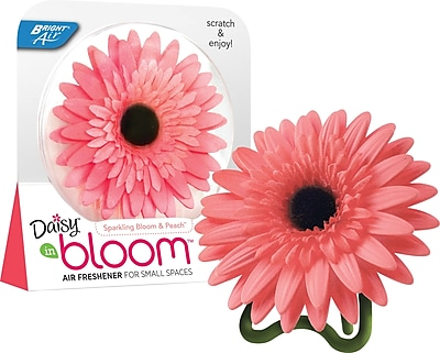 Bright Air® Daisy In Bloom™ Solid Air Freshener, Sparkling Bloom and Peach Scent