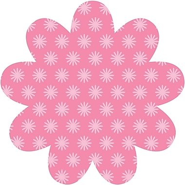 WallPops Pink Daisy Dry Erase Flower