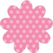 WallPops Pink Daisy Dry Erase Flower
