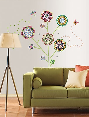 WallPops Flower Power Kit