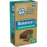 Balance Bars® Chocolate Mint Cookie Crunch, 1.76 oz. Bars, 15 Bars/Box