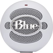 Blue Mic Snowball Ice USB Microphone, Ice
