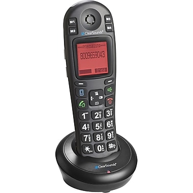 ClearSounds iConnect A1600EBT Amplified Phone with Bluetooth Expansion Handset
