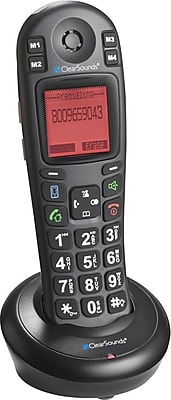 ClearSounds DECT 6.0 Amplified Freedom Deluxe Expansion Handset