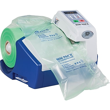 Minipak'r™ Air-Cushioning Film Rolls, Medium Air Pillow, 2/Carton
