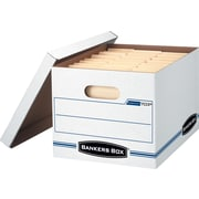 Bankers Box® Stor/File™ Basic-Duty Storage Boxes, Letter/Legal Size (703™)