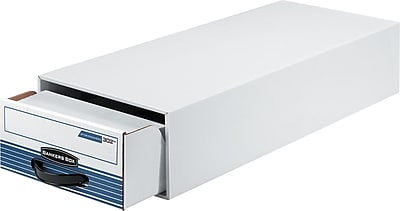 Bankers Box® Stor/Drawer® Steel Plus™ Storage Drawers, Check Size