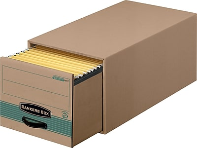 Bankers Box® Stor/Drawer® Steel Plus™ 100% Recycled Storage Drawers, Legal Size