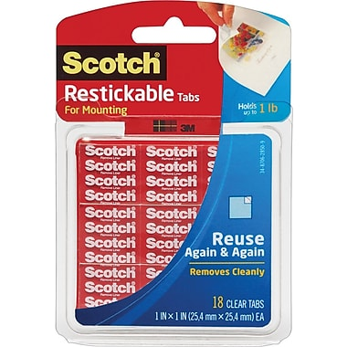 Scotch® Restickable Tabs 1