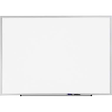 Quartet® Melamine Dry-Erase Marker Boards with Aluminum Frames