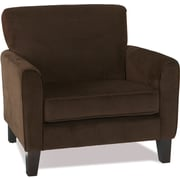 Office Star Ave Six Fabric Sierra Chair, Corduroy Coffee (SRA51-C47)