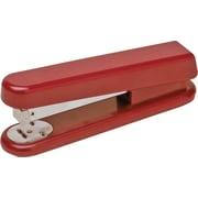 Standard Full Strip Staplers, Fastening Capacity 20 Sheets/20 lb., Burgundy