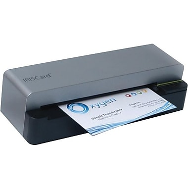 Iris IRISCard Anywhere 5 Business Cards Scanner
